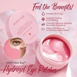 Mary Kay Hydrogel Eye Patches (30 pairs)
